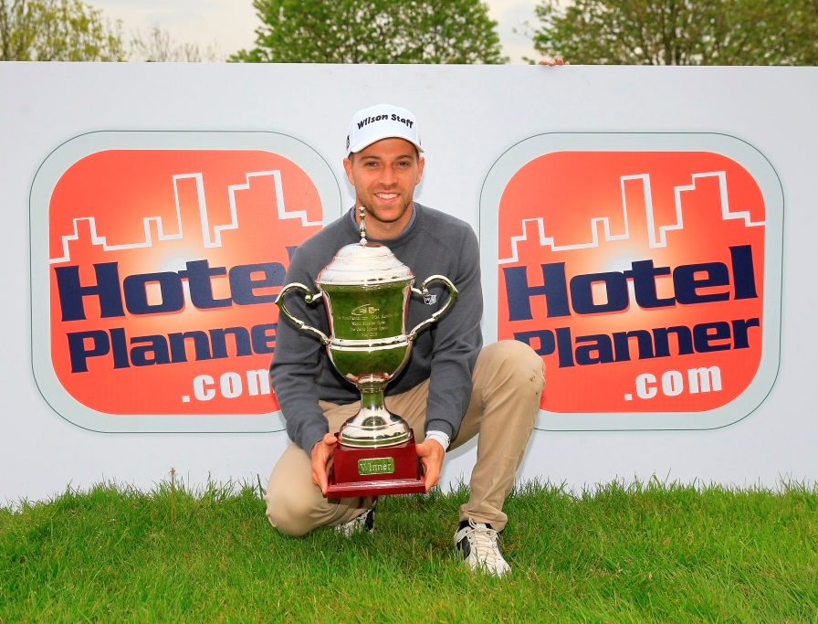 King Wins EuroPro Opener At Celtic Manor