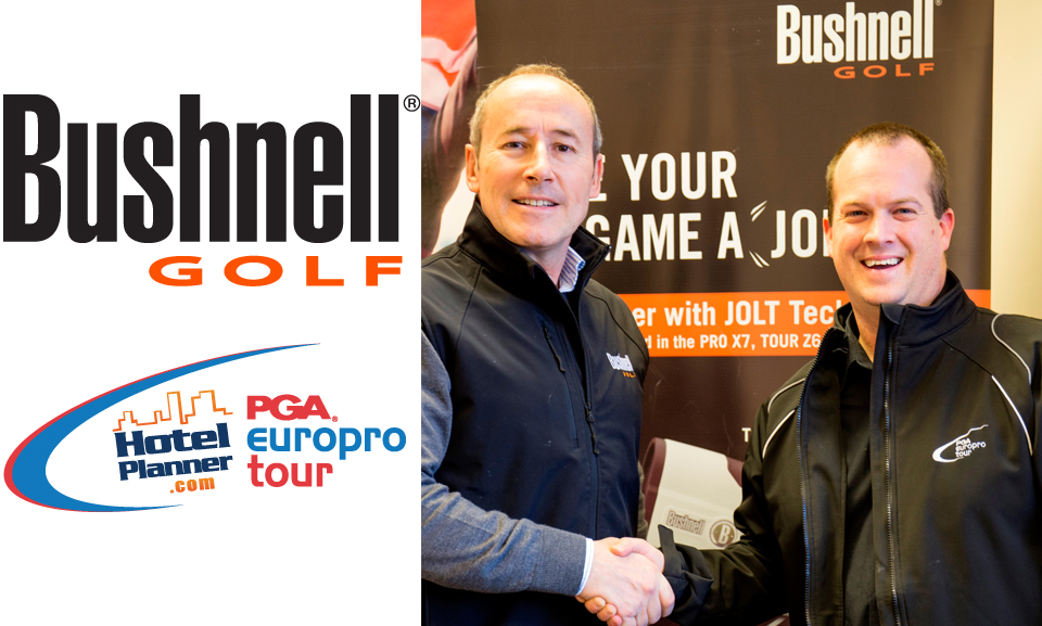 Bushnell Takes Aim At The Future With New EuroPro Partnership