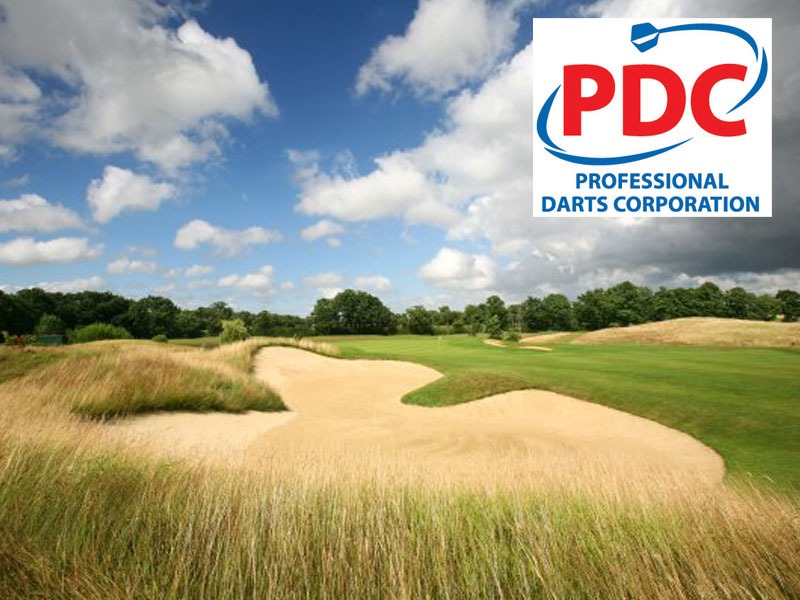 PDC Open: Tee Times
