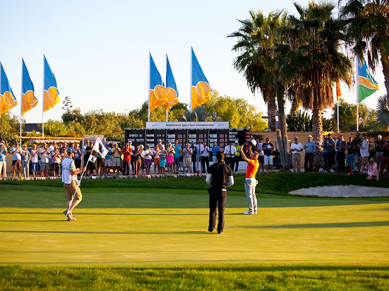 Desert Springs Resort To Stage Tour Champs