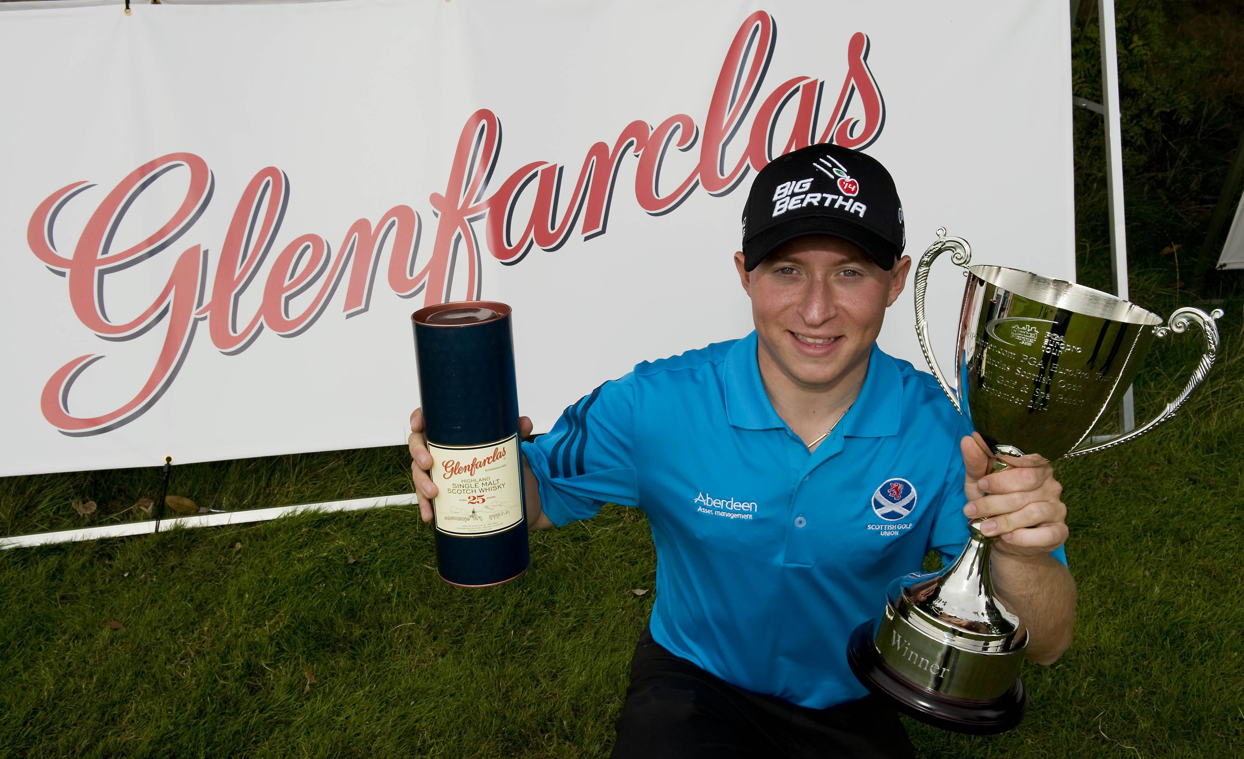 Amateur Ross Wins Glenfarclas Open