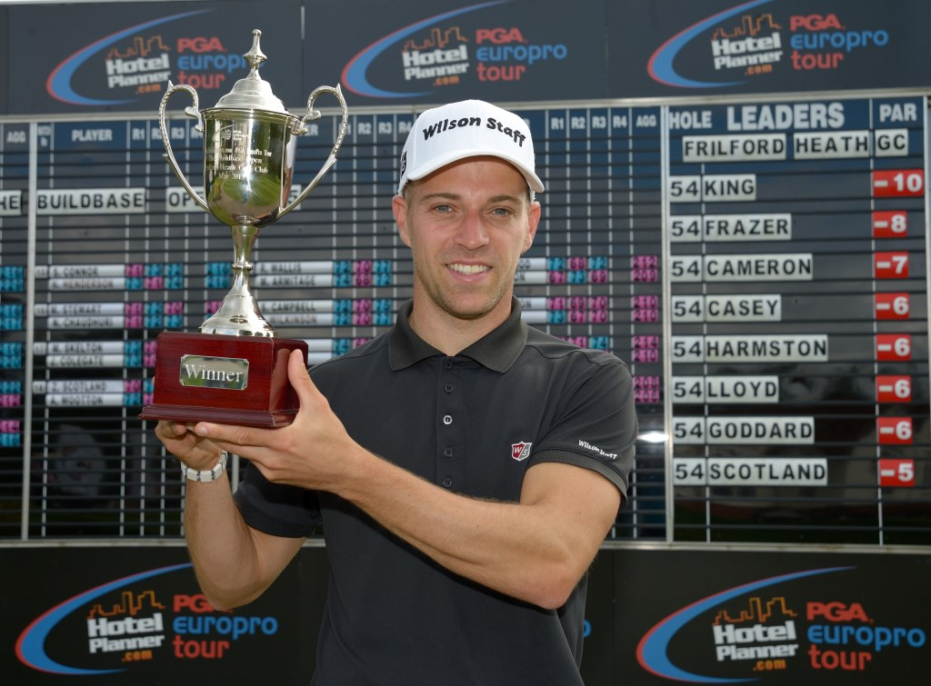 King Crowned Buildbase Open Champion