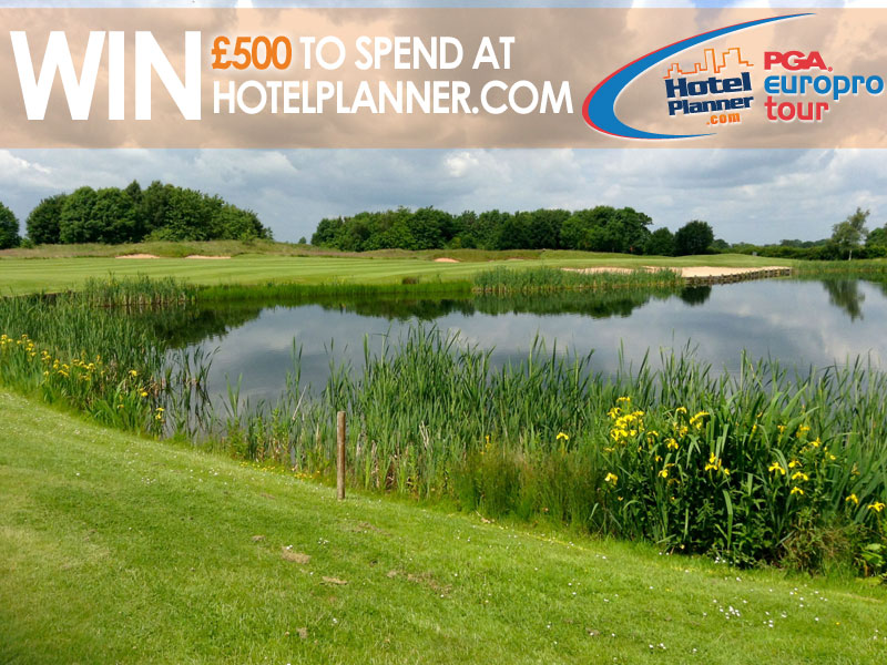 WIN £500 To Spend At HotelPlanner.com