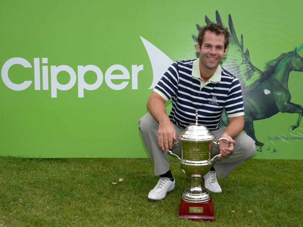 Laskey Wins Clipper Logistics Players Championship