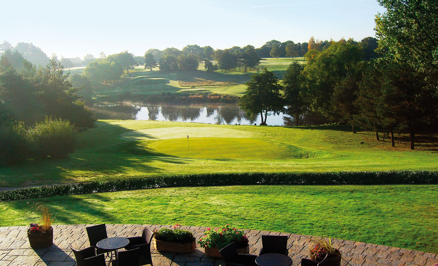 Stoke by Nayland Hotel Golf and Spa