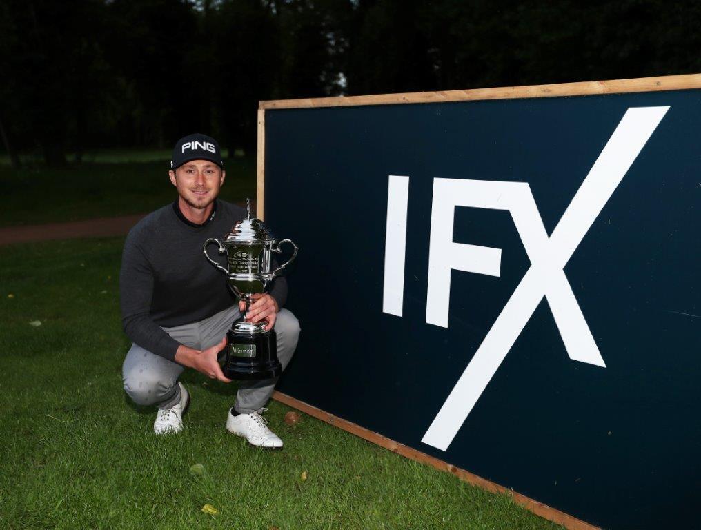 dobson wins ifx championship