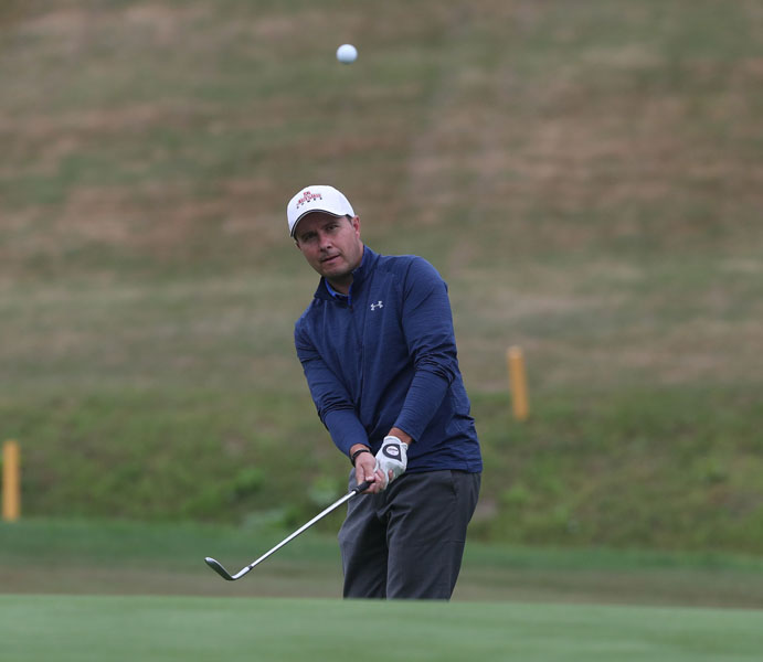 Five share first round lead at FORE Business Championship