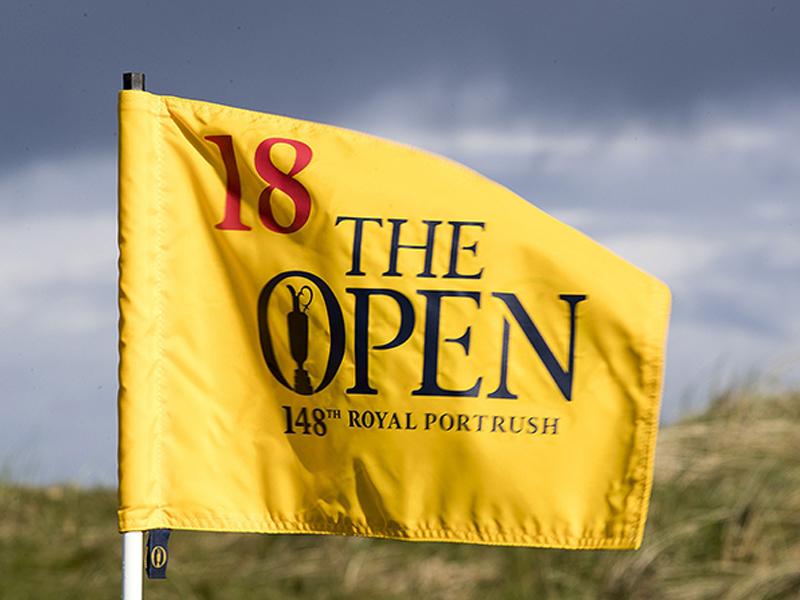 PGA EuroPro Tour players make The Open