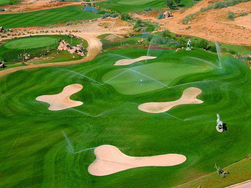PGA EuroPro Tour x Desert Springs Competiton T&Cs