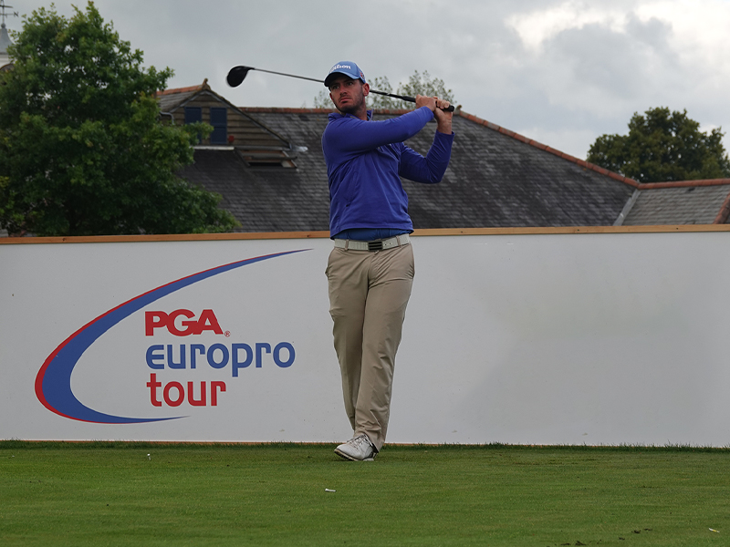Q School supported by Sky Sports | First Day Round-Up
