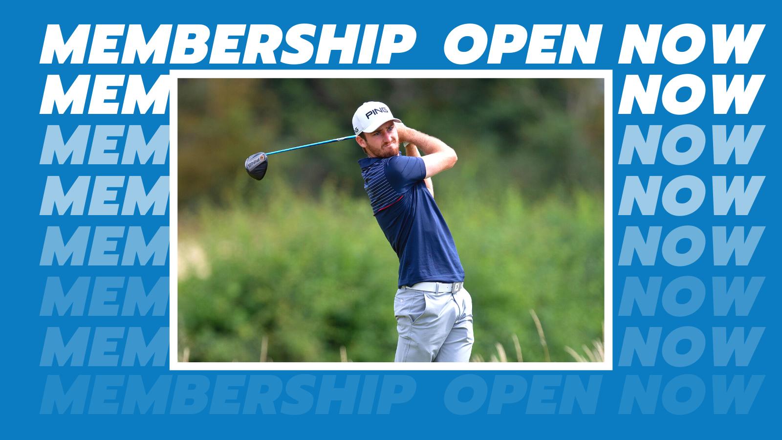 Membership for 2021 season now open