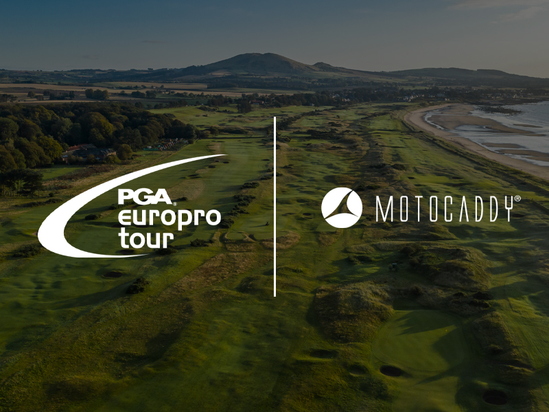 Motocaddy announced as 'Official Rangefinder' for Tour