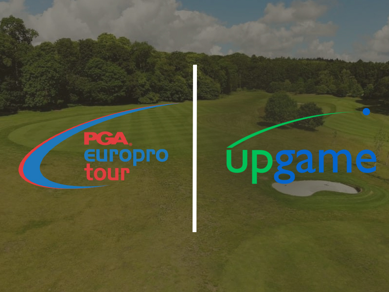 Tour joins forces with Upgame to provide in-depth stats