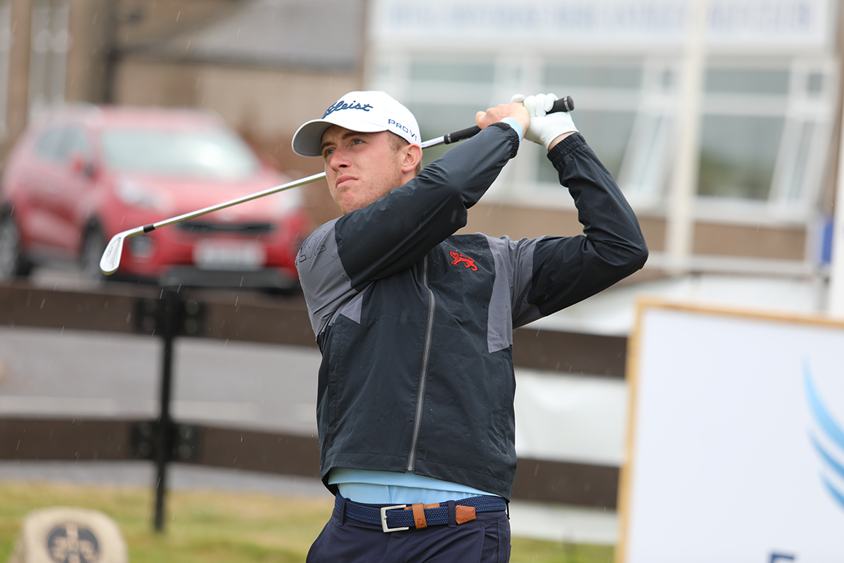 Jones and Higson hit front at Q School Final Stage supported by Sky Sports